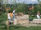 Kemence építés 2007