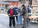 Murvaterítés, M1 Útavató 2009